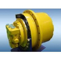 Kobelco SK30 SK32 SK35 Excavator Travel Motor Yellow MG26VP-02 49kgs With Gearbox Manufactures