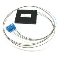 2X32 PLC splitter with LC/APC Connector Manufactures