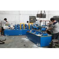 Steel High Quality 12 Head Big Round Stainless Steel Pipe Polishing Machine ∮51-125mm Manufactures