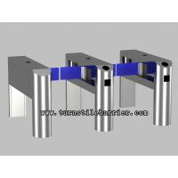 Quality Automatic Crowd Retractable Barrier Gate Pedestrian Swing Turnstiles for sale