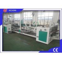 Corrugated Box Gluing Machine Cardboard Packing Manufactures