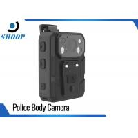 Buy cheap Wifi Mini Wearable Body Camera Loop Recording 32GB Memory Capacity from wholesalers