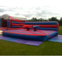 INFLATABLE GLADIATOR JOUST Manufactures