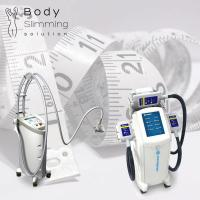 Safe Cryolipolysis Fat Reduction Device Without  Knives And  Suction Hoses Manufactures