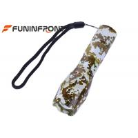 CREE T6 Camouflage Zoom LED Flashlight Manufactures