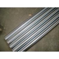Pneumatic Piston Rod, CK45 40Cr Piston Rod For Hydraulic Machine Manufactures