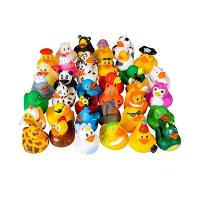 Baby Bath Time Penguin Rubber Duck Toy 5cm Length For Collection Duck Lover Manufactures