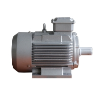 Cast Iron 5.5KW 7.5HP IE3 Three Phase Induction Motor Manufactures
