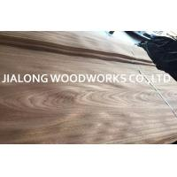 Wooden African Sapele Sliced Veneer Crown Cut Veneer Sheet For Furniture Manufactures