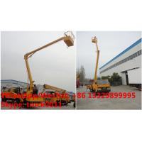2018s China JMC LHD 12-16m aerial working platform truck for sale, Factory sale good price JMC overhead working truck Manufactures