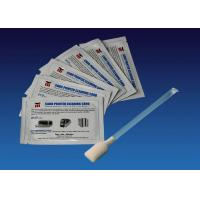 105909 169 Zebra Cleaning Kit , Zebra Cleaning Swabs / Wipes Plastic Material OEM Manufactures