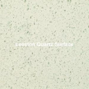 White quartz stone artificial stone dining table Manufactures