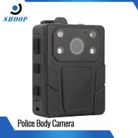 Buy cheap 1080P Video Recorder Wearable Body Camera with 140 Degrees Wide Lens Angle from wholesalers