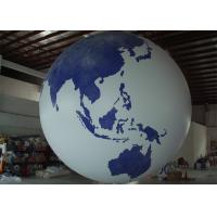 Fully Printing Inflatable Balloon For Advertising With 0.2 Mm PVC Manufactures