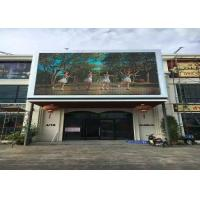 Buy cheap P10 IP67 fixing usage LED Billboards / outdoor indoor full color Rental LED display from wholesalers