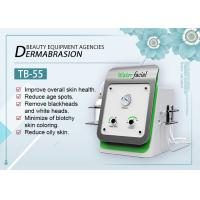 China 2 in 1 Micro Diamond Microdermabrasion Machine For Home / Skin Beauty Instrument on sale