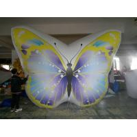 Custom Helium Inflatable Butterfly Model For Commerce Promotional Manufactures