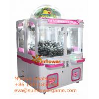 4Players Toy Catcher Machine For Sale Pusy gift Crane Claw Machine Factory from China Manufactures