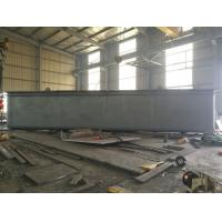 Durable Metal Water Tanks For Sale, Industrial Galvanized Water Tank Manufactures