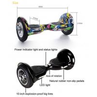 Quality 36V 4.4Ah Self Balancing Electric Scooter , 2 Wheel Self Balancing Electric Vehicle for sale