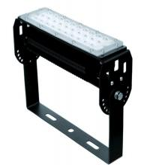 Cool white 6000K Industrial Led Flood Lights , external led flood light 50 watt 90-305VAC Manufactures