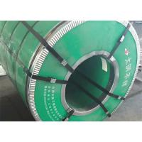 430LNT Cold Rolled Steel Sheet In Coil Excellent Wrinkle / Corrosion Resistant Manufactures