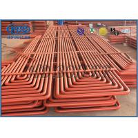 Pendant Type Coils Boiler Superheater & Reheater With Claps Ovality And Thickness Both Less Than 15% Manufactures