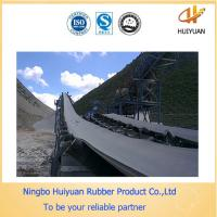 China Heavy industrial Conveyor Belt /rubber belt for Construction(6-25Mpa) on sale