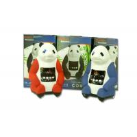 Portable Mini Wireless Cell Phone Speakers Panda Model For MP3 Players Manufactures