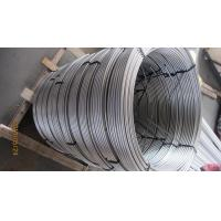 Stainless Steel Coil Tube ASTM A269 TP304 / TP304L / TP310S / TP316L Bright Annealed 1/4 INCH BWG18 FOR SHIPYARD Manufactures