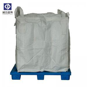 Custom 1 Ton Jumbo Bag , FIBCPolypropylene Jumbo Bags For Cement Fertilizer Manufactures