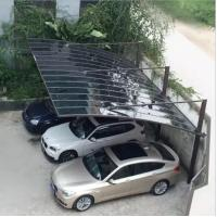 outside garage which is a sunshine shading,DIY making,30cm thickness snow compressive resistance Manufactures