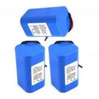 China Cylinderical Rechargeable Battery Pack 4S2P 14.8V Professional Lithium Ion 18650 Cells on sale