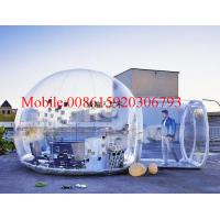 inflatable transparent tent inflatable transparent bubble tent inflatable clear tent Manufactures