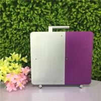 Purple Electric Stand Alone Hvac Scent Diffuser Machine For 1000 Sqaure Meter Manufactures