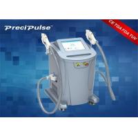 Painless IPL Hair Removal Equipment For Beauty Salon With Flyer Point Mode Manufactures