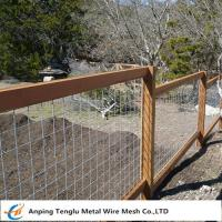 Welded Wire Fences| Galvanized or Stainless Steel Rolled Wire Fencing for Building Manufactures