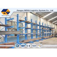1000 - 3000 Kg Single Sided Cantilever Rack Manufactures