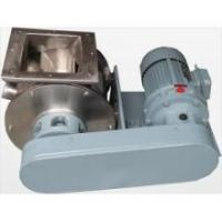 Adjustable Speed Rotary Airlock Valve Normal Temperature 0.75kW Power Manufactures