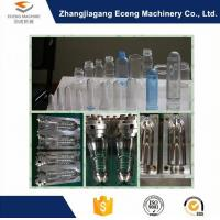 China Stable Temperature Heating Bottle Blow Molding Machine With Stretching System on sale