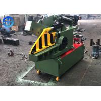 Buy cheap 800 Ton Shearing Force Export-oriented Integrated Metal Shearing Machine 7.5 KW from wholesalers