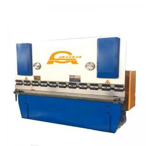 China CNC Manual Sheet Bending Machine Hydraulic Press Brake Metal Bending Machine on sale