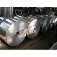 Alloy 1070 1060  Aluminium Strip Ceiling For Transformer , 20-200mm Width Manufactures