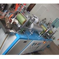 Horizontal PVC Shrink Film Blowing Machine Flat Blowing Unit SJ30×25-SM250 Manufactures