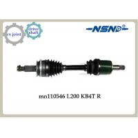 Automobile Front CV Axle Drive Shaft  In MN110546 Mitsubishi L200 Manufactures