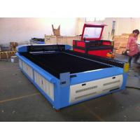 Quality Acrylic Wood CO2 Laser Cutting Engraving Machine , Laser Leather Engraver for sale