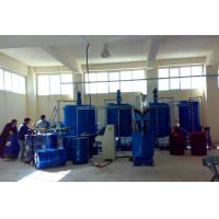 Semi - Auto Low Pressure Polyurethane Foaming Machine For Foaming Mattress and Sofa Manufactures