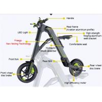 Colorful Relaxation Two Wheel Standing Scooter LCD Screen For Adult Manufactures