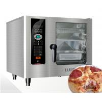 Quality Electric Convection Combi Oven And Steamer Intelligent Cake Baking Oven for sale