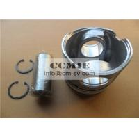 Quality High Performance Diesel Engine Piston Komatsu Spare Parts For Excavator for sale
